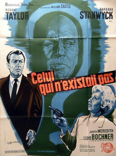 Celui Qui n'Existait Pas de William Castle - 1964