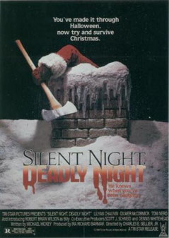 Douce Nuit - Sanglante Nuit de Charles E. Sellier Jr. - 1984 / Horreur - Slasher