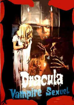 Dracula Vampire Sexuel de Laurence Merrick & Mario d'Alcala - 1971 / Horreur