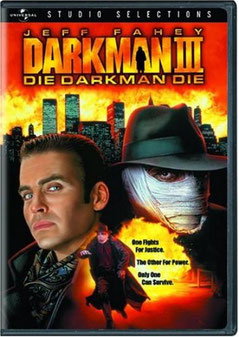 Darkman 3 de Bradford May - 1996 / Fantastique