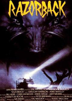 Razorback de Russell Mulcahy - 1984 / Horreur