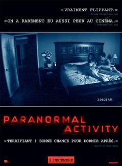 Paranormal Activity d'Oren Peli (2007)