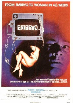 Embryo de Ralph Nelson - 1976 / Science-Fiction - Horreur