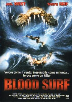Blood Surf de James D.r. Hickox - 2000