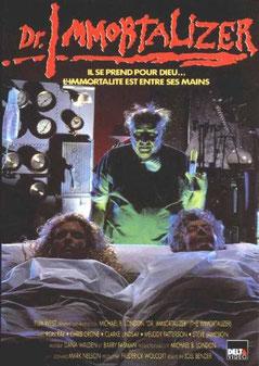 Docteur Immortalizer de Joel Bender - 1989 / Horreur