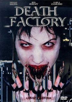 Death Factory de Brad Sykes - 2002 / Gore - Horreur