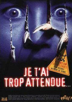 Je t'ai Trop Attendue de T.Olson - 1998 / Slasher - Horreur