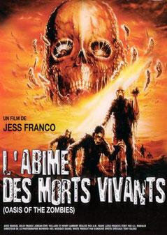 L'Abîme Des Morts-vivants de Jess Franco (1982)