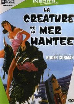 La Créature de La Mer Hantée de Roger Corman - 1961 / Horreur - Science-Fiction