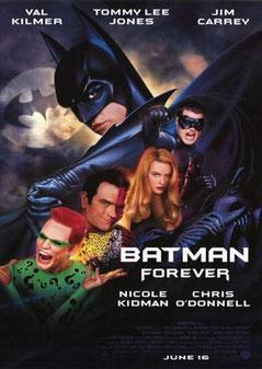Batman Forever de Joel Schumacher - 1995 / Fantastique
