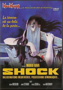 Shock - Les Démons de la Nuit de Mario Bava - 1977 / Epouvante - Horreur