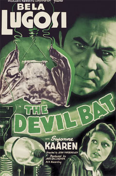 The Devil Bat - La Chauve-Souris Du Diable (1940)