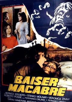 Baiser Macabre de Lamberto Bava - 1980 / Horreur