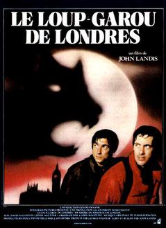 Le Loup-Garou De Londres (1981)