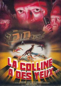 La Colline à Des Yeux de Wes Craven - 1977 / Survival - Horreur