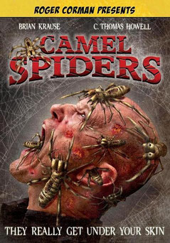 Camel Spiders de Jim Wynorski - 2011