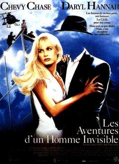 Les Aventures d'un Homme Invisible de John Carpenter (1992)