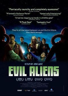 Evil Aliens de Jake West - 2005 / Science-Fiction
