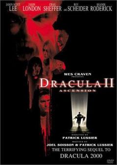 Dracula 2 - Ascension de Patrick Lussier - 2003 / Horreur