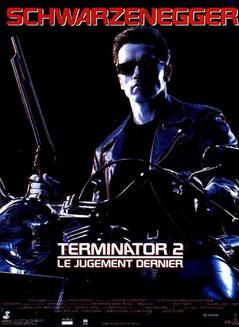 Terminator 2 - Le Jugement Dernier de James Cameron - 1991 / Science-Fiction
