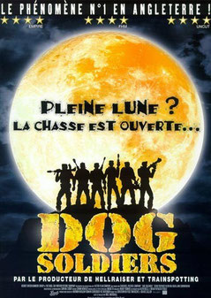 Dog Soldiers de Neil Marshall - 2002 / Horreur