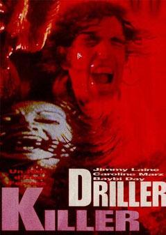 Driller Killer de Abel Ferrara - 1979 / Horreur