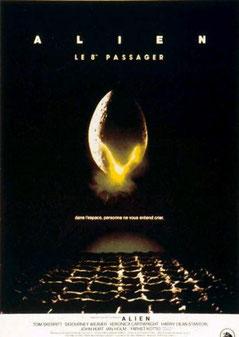 Alien - Le 8ème Passager de Ridley Scott - 1979 / Science-Fiction