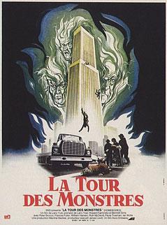 La Tour Des Monstres (1974)