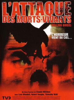Zombie 5 - L'Attaque Des Morts-Vivants de Claude Milliken & Joe D'Amato - 1987 / Horreur