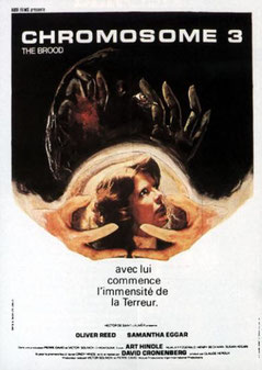 Chromosome 3 de David Cronenberg - 1979 / Horreur