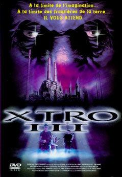 Xtro 3 de Harry Bromley Davenport - 1995 / Science-Fiction
