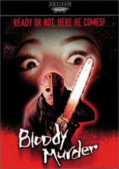 Bloody Murder de Ralph Portillo - 2000