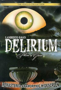 Delirium de Lamberto Bava - 1987 / Giallo - Horreur