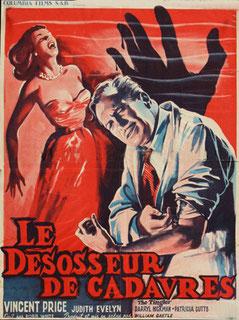 Le Désosseur De Cadavres (1959)