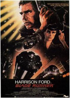 Blade Runner de Ridley Scott  - 1982 / Anticipation - Science-Fiction