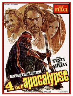 Les 4 De l'Apocalypse de Lucio Fulci (1975)