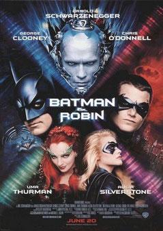 Batman Et Robin de Joel Schumacher - 1997 / Fantastique