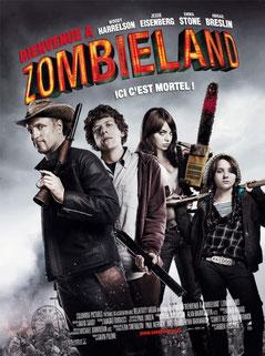 Bienvenue A Zombieland de Ruben Fleischer - 2009