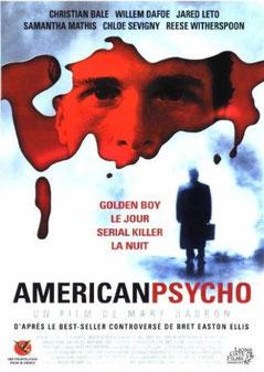 American Psycho de Marry Harron - 2000 / Thriller