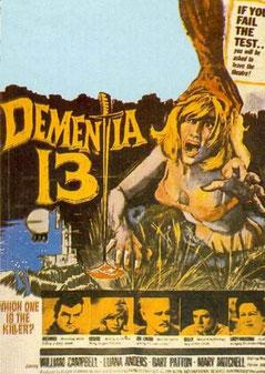 Dementia 13 de Francis Ford Coppola - 1963 / Slasher - Horreur