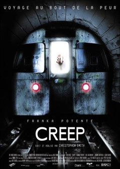 Creep de Christopher Smith - 2004 / Horreur