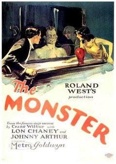 Docteur X - The Monster de Roland West - 1925 / Horreur