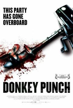 Donkey Punch de Oliver Blackburn - 2008 / Horreur