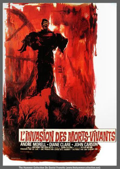 L'invasion Des Morts Vivants de John Gilling (1966)