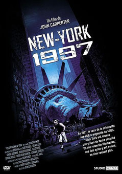 New-York 1997 de John Carpenter - 1981 / Anticipation - Science-Fiction