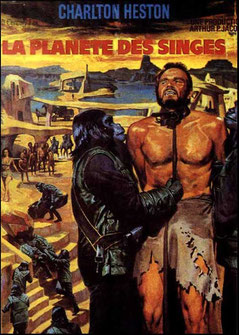 La Planète Des Singes (1968)