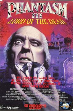 Phantasm 3 - Le Seigneur De La Mort de Don Coscarelli - 1994 / Horreur