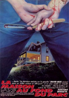 La Maison Au Fond Du Parc de Ruggero Deodato - 1980 / Rape & Revenge