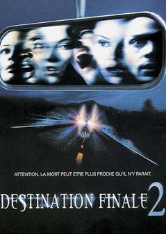 Destination Finale 2 de David R. Ellis - 2003 / Horreur