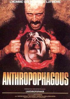Anthropophagous de Joe D'Amato - 1980 / Gore - Horreur